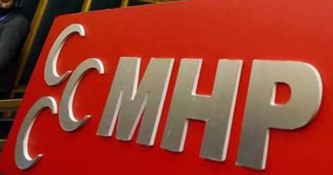 MHP'deki kavgada 4 kişi tutuklandı