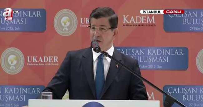 Davutoğlu: 28 Şubat zihnini geri getiremeyecekler