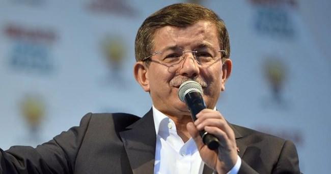 Başbakan Davutoğlu 29 Ekim'de Diyarbakır'da
