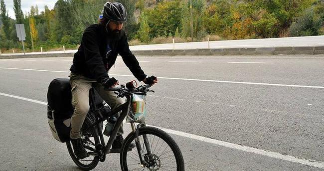 Resim tutkusu 10 bin kilometre pedal çevirtti
