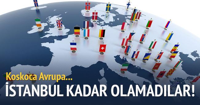 'Sadece İstanbul'da tüm Avrupa'dan daha fazla mülteci var'
