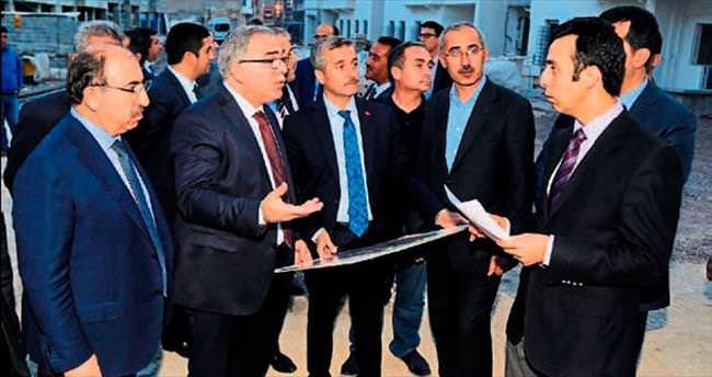 Şahinbey Belediyesi konut üretmede TOKİ'den farksız