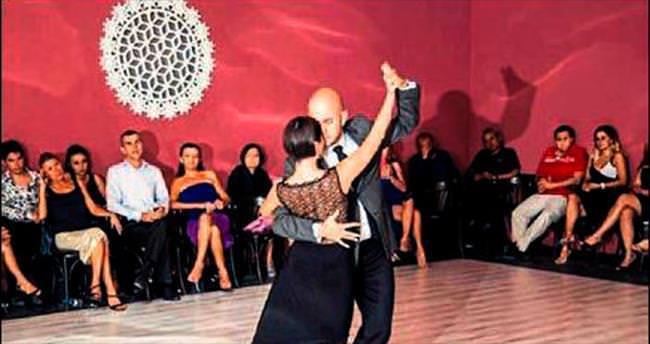 Tango tutkunları buluştu