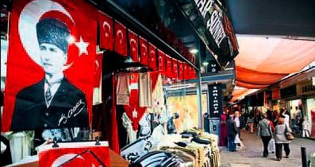 İzmir'de Cumhuriyet Bayramı heyecanı