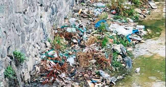 Körfez kirliliğini dereler artırıyor