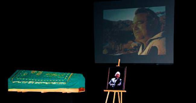 Sanatçı Aydoğan'ı dostları uğurladı