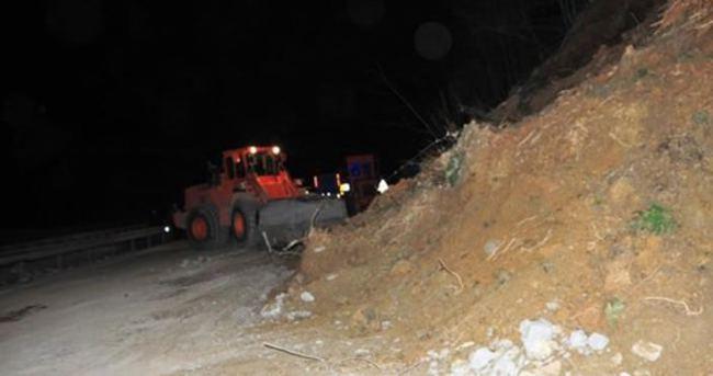 Şırnak-Cizre karayolu ulaşıma kapandı