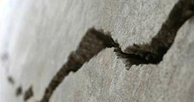 Akdeniz'de 3.4'lük deprem
