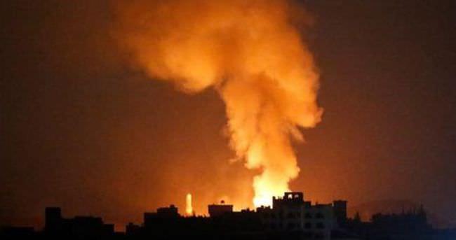 Yemen'de MSF hastanesini vuruldu