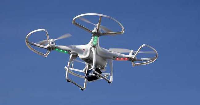 Düşen Drone, elektrik kesintisine sebep oldu