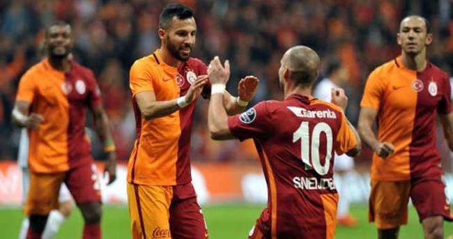 Galatasaray yeni seri peşinde