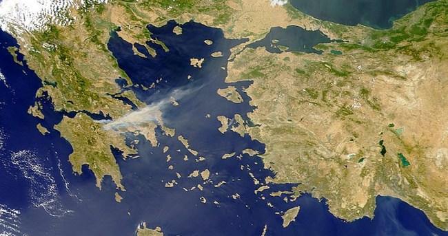 Yunan karasularında maskeli saldırganlar
