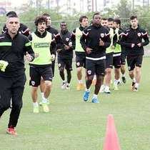 Adanaspor, Karşıyaka maçına hazır