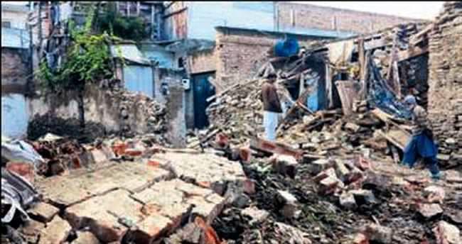 Depremden sonra yeni tehdit Taliban
