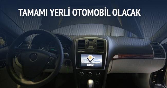 Kamu araçları yerli otomobil olacak