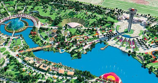 EXPO 2016 Antalya sizi çağırıyor
