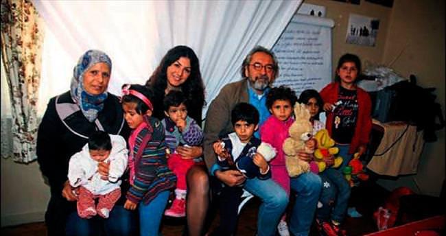 Suriyeli aile 'ölüm botundan' döndü