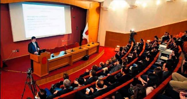 Azerbaycanlı hekimler Hacettepe'de buluştu