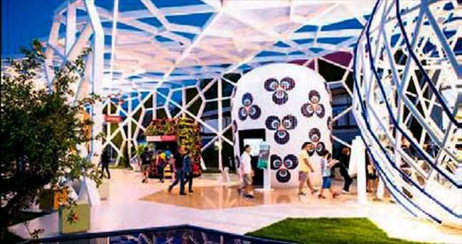Expo Milano'da Türkiye pavyonu dünyaya örnek oldu