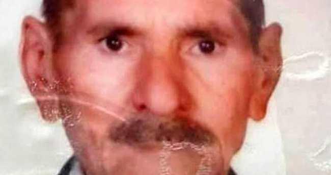 Kayıp adam evinin yakınında ölü bulundu