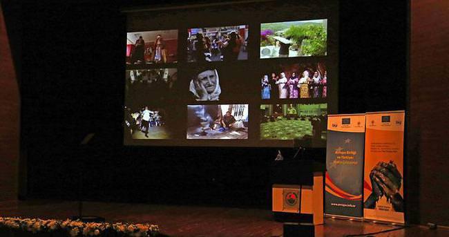 'Kültür Denizi Mersin' izleyiciyle buluştu