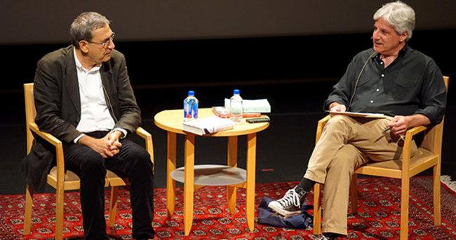 Orhan Pamuk ABD'de kitabını tanıttı