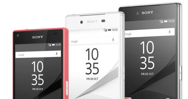 Sony Xperia Z5 ailesi Türkiye'ye geliyor. İşte tarih!