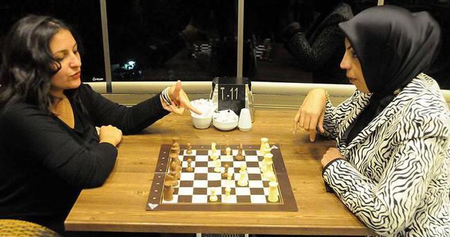 'En tatlı' satranç takımı