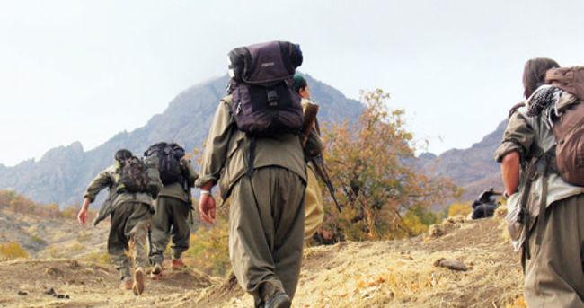PKK'dan kaçan oraya sığınıyor