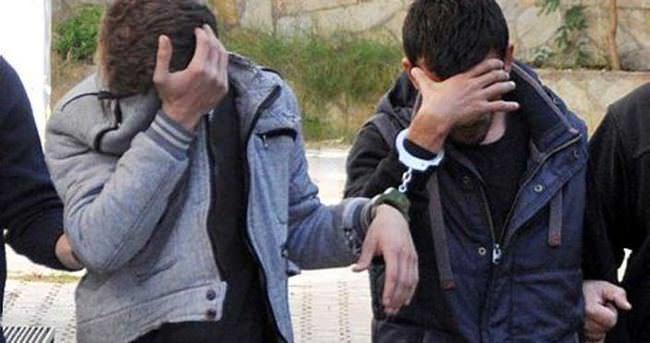 Kadın polisin çantasını çalan kapkaççılar yakalandı