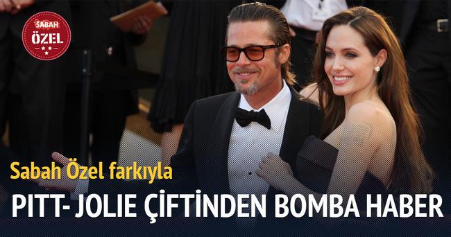 Brad Pitt ve Angelina Jolie İzmir'den villa aldı