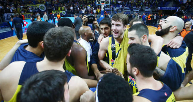Fenerbahçe son şampiyon Real Madrid'i devirdi