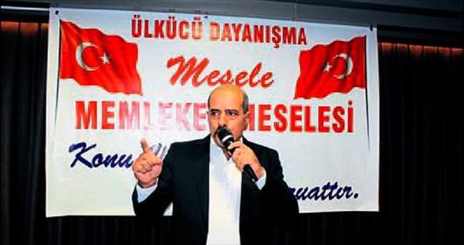Ülkücülerden AK Parti'ye tam destek