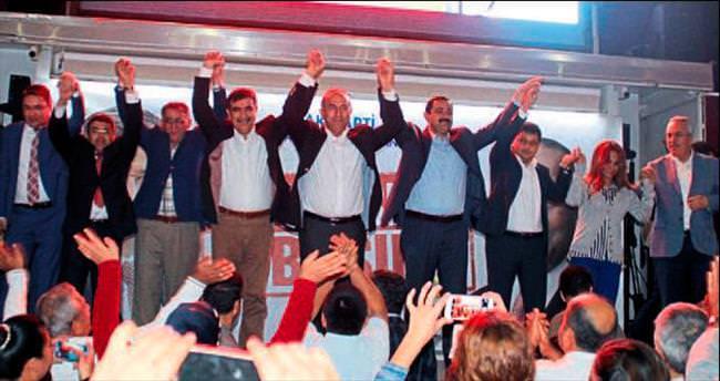 Muratpaşa'da gövde gösterisi