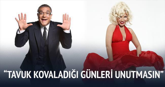 Mehmet Ali Erbil komedyen değil