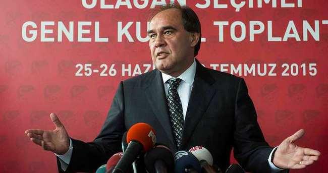 Demirören: Hacıosmanoğlu 10 yıl ceza alabilir