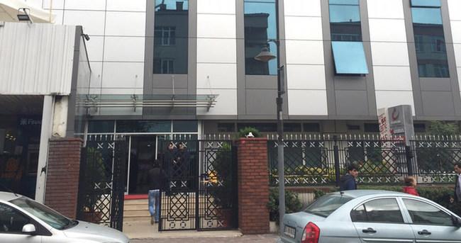 Kanaltürk binasındaki polis barikatları kaldırıldı