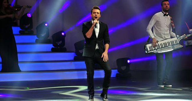 Yarışmada Murat Dalkılıç rüzgarı