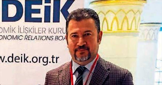 Türk-Çad DEİK Başkanı Karaca