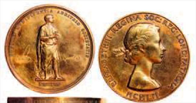 Nobel Tıp ödülü, 795 bin dolara satıldı