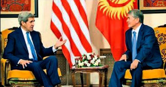 John Kerry, Orta Asya turuna başladı