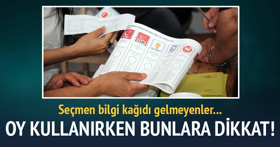 Türkiye'de milyonlar sandığa gidiyor