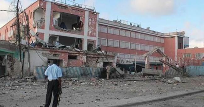 Somali'de bombalı saldırı: 11 ölü