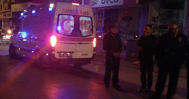 Çalıştığı otelin önünde pompalı tüfekle vuruldu