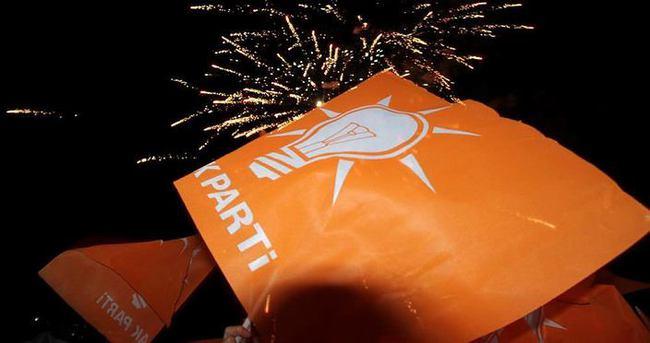 AK Parti 63 ilde birinci parti oldu
