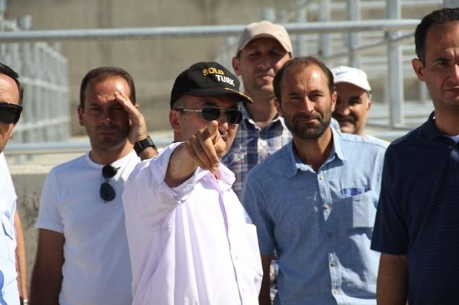 Başkan Köksoy, Ardahan'ın Çehresini Değiştiren Projelerinden Özet