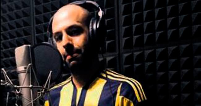 Fenerbahçe aşkı şarkı oldu