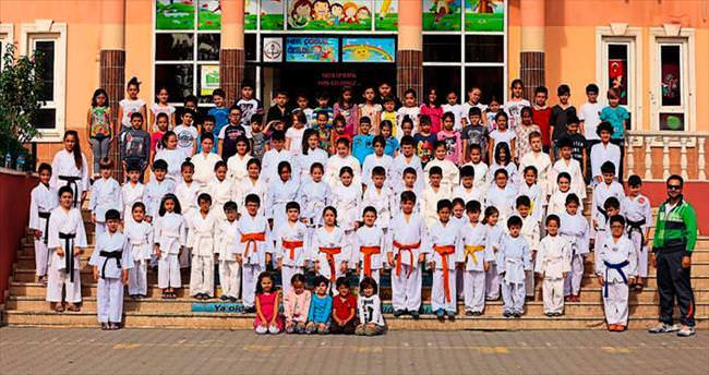 Karateci ordusu