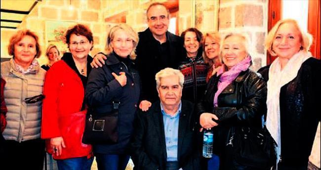Sunay Akın'dan müze ziyareti