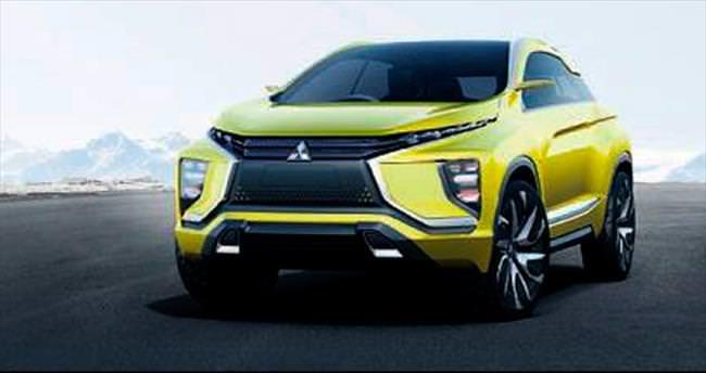 Mitsubishi'den yüzde 100 elektrikli SUV